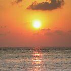Intense sunset by simon17