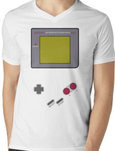 Gameboy Mens V-Neck T-Shirt