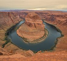Horseshoe Bend by SomeGuyInNJ