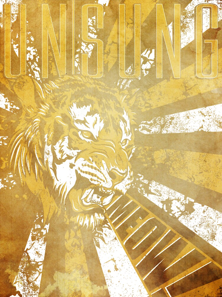 Meow Tiger by UNSUNG