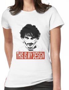 Will Graham's Design Womens Fitted T-Shirt