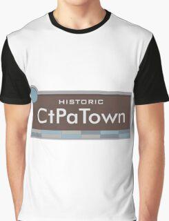 Historic CtPaTown (South Park) Graphic T-Shirt