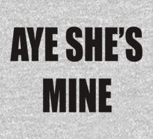 Aye, She's Mine! by Lindsay Fulda