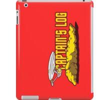 Captain's Log iPad Case/Skin
