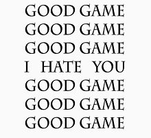 Good Game, I Hate You, Good Game. Men's Baseball ¾ T-Shirt