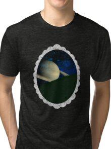 Starry Hillside Tri-blend T-Shirt