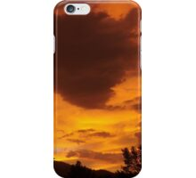 The Colors Of Sunset iPhone Case/Skin