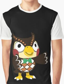 Blathers - Animal Crossing Graphic T-Shirt