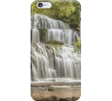 Purakaunui Falls iPhone Case/Skin