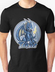 Police Box Dragon (TARDIS) Unisex T-Shirt