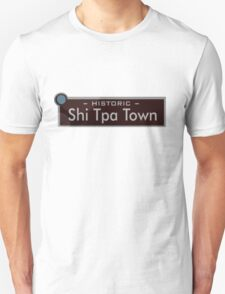 Historic Shi Tpa Town (South Park) Unisex T-Shirt
