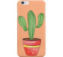 Cactus Mexi - Can iPhone Case/Skin