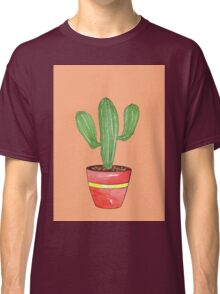 Cactus Mexi - Can Classic T-Shirt