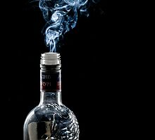 Smokin' Vodka by Jessica Manelis