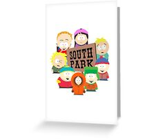 South Park Forever Greeting Card