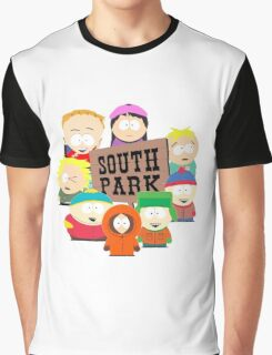 South Park Forever Graphic T-Shirt