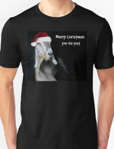 Merry Christmas You Old Goat T-Shirt