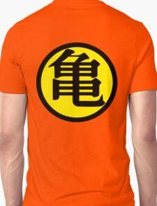 Goku Symbol Yellow (Back) T-Shirt