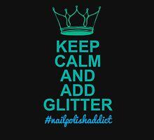 Add Glitter Long Sleeve T-Shirt