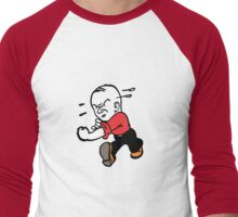 Mad Man Men's Baseball ¾ T-Shirt