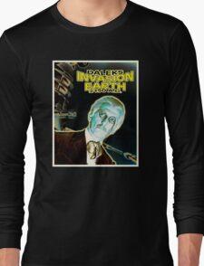 Daleks Invasion Earth Long Sleeve T-Shirt