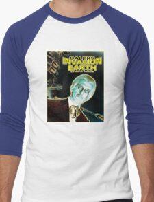 Daleks Invasion Earth Men's Baseball ¾ T-Shirt