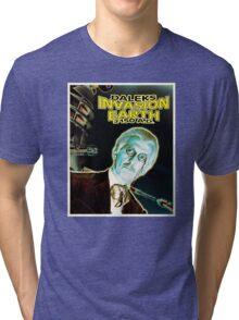 Daleks Invasion Earth Tri-blend T-Shirt
