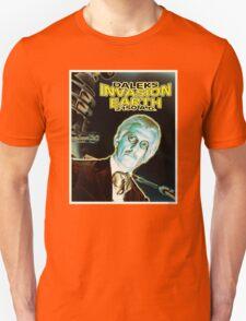 Daleks Invasion Earth Unisex T-Shirt