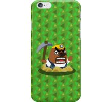 Mr. Resetti - Animal Crossing iPhone Case/Skin