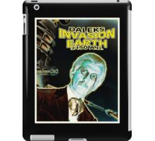 Daleks Invasion Earth iPad Case/Skin