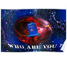 Who Are you  Poster