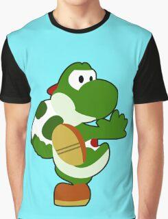Yoshi's Egg Toss Graphic T-Shirt