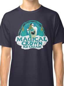 magical crown ice cream Classic T-Shirt