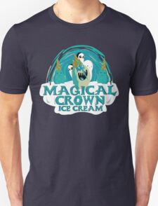 magical crown ice cream T-Shirt