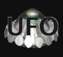 UFO   1970s TV series with the best flying saucer ever by Radwulf