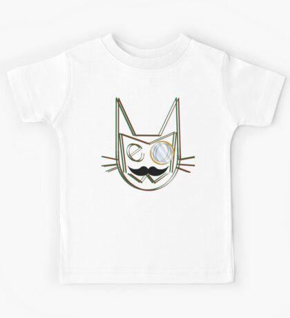 Sir Meow Kids Tee