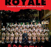 Battle Royale by Hitsville U.K.