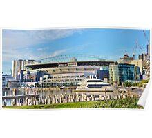 Etihad Stadium Poster