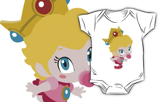 Baby Peach (Bright) by tanzelt