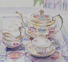 Kate's Vintage China by Patsy Smiles