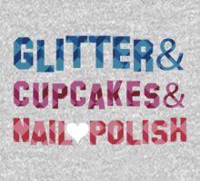 Glitter&Cupcakes&NailPolish by haayleyy