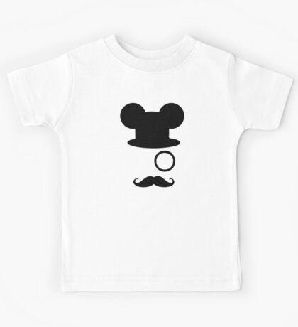 Sir Mouse Kids Tee