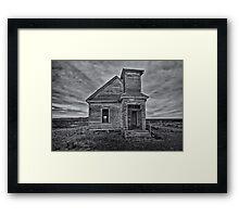 Abandoned3 Framed Print