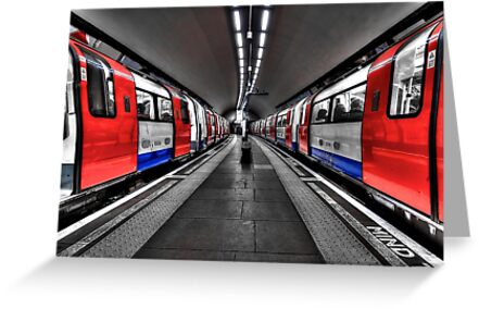 Two Trains by Daniel Chang