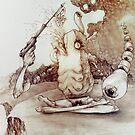 Meditation Orgasm by KillerNapkins