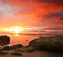Sunset at Whiterocks by Richard McAleese