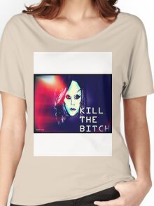Lady Gaga's birth of a new race Women's Relaxed Fit T-Shirt