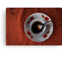 Red Spice Canvas Print