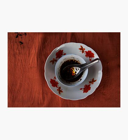 Red Spice Photographic Print