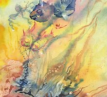 Hidden Among the Vivid by ArtPearl